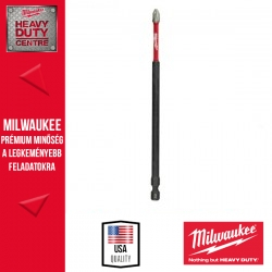 Milwaukee Shockwave bit PH2 150 mm - 1 db