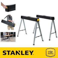 """Stanley 24"""" Összecsukható fűrészbak párban"""