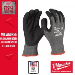 Milwaukee Vágásbiztos védőkesztyű - 5. vágási szint - L/9 -1 pár