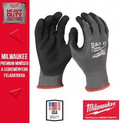 Milwaukee Vágásbiztos védőkesztyű - 5. vágási szint - M/8 -1 pár