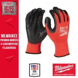 Milwaukee Vágásbiztos védőkesztyű - 3. vágási szint - XL/10 -1pár