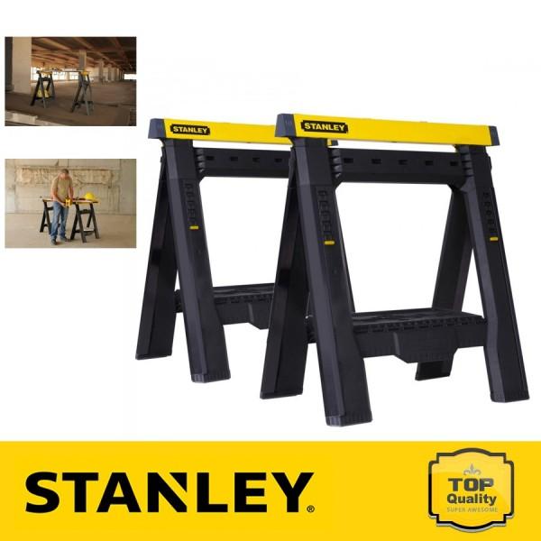 Stanley 2 oldalon állítható fűrészbak pár