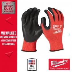 Milwaukee Vágásbiztos védőkesztyű - 3. vágási szint - M/8 -1pár