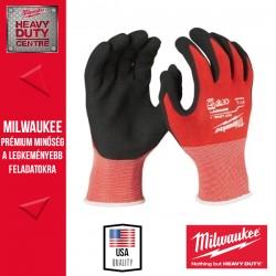 Milwaukee Vágásbiztos védőkesztyű - 1. vágási szint - L/9 - 1 pár