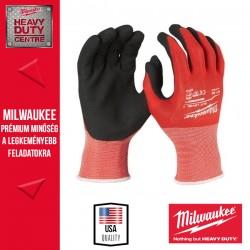 Milwaukee Vágásbiztos védőkesztyű - 1. vágási szint - M/8 - 1pár