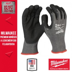Milwaukee Vágásbiztos védőkesztyű - 5. vágási szint - XXL/11 -1 pár