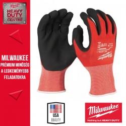 Milwaukee Vágásbiztos védőkesztyű-téli verzió - 1. vágási szint -XL/10 -1pár