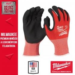 Milwaukee Vágásbiztos védőkesztyű-téli verzió - 1. vágási szint - L/9 -1pár
