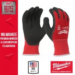 Milwaukee Vágásbiztos védőkesztyű-téli verzió - 1. vágási szint - M/8 -1pár