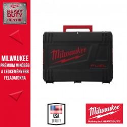 Milwaukee HD 1 koffer FUEL felirattal, univerzális szivacs betéttel - 1 db