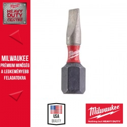 Milwaukee Shockwave bit SL 0,6x4,5 25mm-2db
