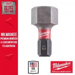 Milwaukee Shockwave bit Hex12 25mm-2db