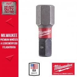 Milwaukee Shockwave bit Hex8 25mm-2db