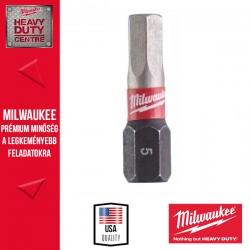 Milwaukee Shockwave bit Hex5 25mm-2db