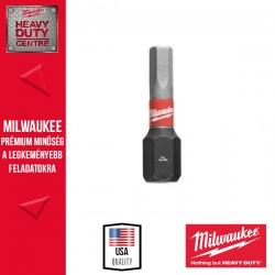 Milwaukee Shockwave bit Hex4 25mm-2db