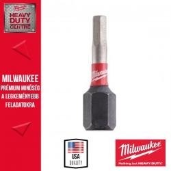 Milwaukee Shockwave bit Hex3 25mm-2db