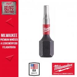 Milwaukee Shockwave bit Hex2,5 25mm-2db