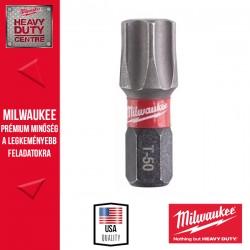 Milwaukee Shockwave bit TX50 25mm-2db