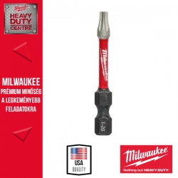 Milwaukee Shockwave bit TX20 50mm-1db