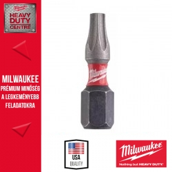 Milwaukee Shockwave bit TX20 25mm-2db