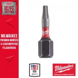 Milwaukee Shockwave bit TX10 25mm-2db