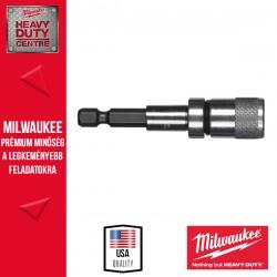 """Milwaukee Mágneses bittartó állítható mélységű, gipszkartoncsavarozáshoz 1/4"""""""