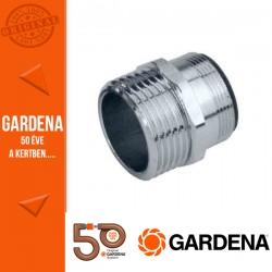 GARDENA Külső menetes adapter buborékosítóval