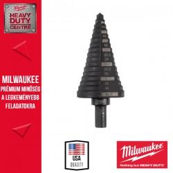 Milwaukee Lépcsős fúró 6-40.5 mm 1 db - 1 db