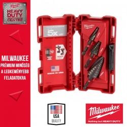 Milwaukee SHOCKWAVE™ Impact Duty™ lépcsős fúró készlet 3 részes - 1 db