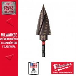 Milwaukee SHOCKWAVE™ Impact Duty™ lépcsős fúró 4-30 mm - 1 db