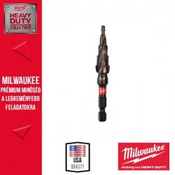 Milwaukee SHOCKWAVE™ Impact Duty™ lépcsős fúró 4-12/2 mm - 1 db