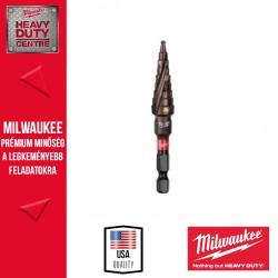 Milwaukee SHOCKWAVE™ Impact Duty™ lépcsős fúró 4-12/1 mm - 1 db
