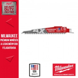 Milwaukee Szablyafűrészlap TCT AX Carbide 150 mm - 1 db