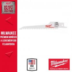 Milwaukee Szablyafűrészlapok 125/4,2 mm Bimetal, Co 5 db gipszkartonhoz