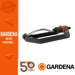 GARDENA Basic négyszögesőztető Aqua S