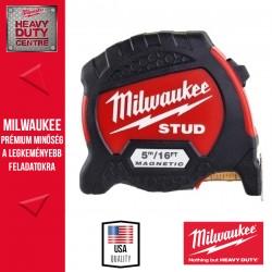 Milwaukee STUD Mágneses Mérőszalag 5 m / 33 mm - 1 db
