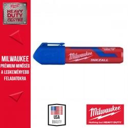 Milwaukee INKZALL XL jelölő filc - kék 1 db
