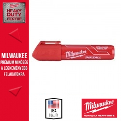 Milwaukee INKZALL XL jelölő filc - piros 1 db
