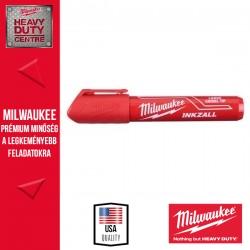 Milwaukee INKZALL L jelölő filc - piros 1 db