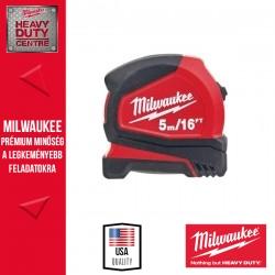 Milwaukee Pro Compact Mérőszalag 5 m /16 láb/ 25 mm 1 db