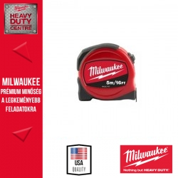 Milwaukee Slimline mérőszalag 5 m /16 láb / 25 mm 1 db