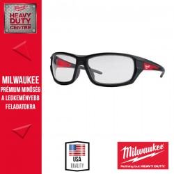 Milwaukee High Performance védőszemüveg tömítéssel víztiszta - 1 db