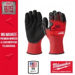 Milwaukee Impact Vágásbiztos kesztyű 3. vágási szint - 8/M - 1 pár