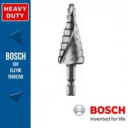 "Bosch HSS lépcsős fúró 9 lépcsővel 4-20 mm, 1/4"", 70,5 m"