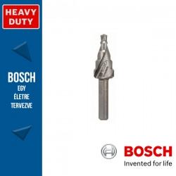 Bosch HSS lépcsős fúró, 5 lépcsős 4-12 mm, 6,0 mm, 50 mm