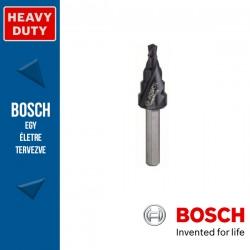 Bosch HSS-AlTiN lépcsős fúró, 5 lépcsős, 4-12 mm, 6,0 mm, 50 mm