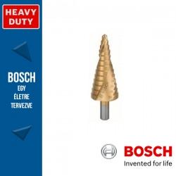 Bosch HSS-TiN lépcsős fúró, 13 lépcsős 6-30 mm, 10,0 mm, 93,5 mm