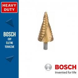 Bosch HSS-TiN lépcsős fúró, 12 lépcsős, 6-39 mm, 10,0 mm, 93,5 mm