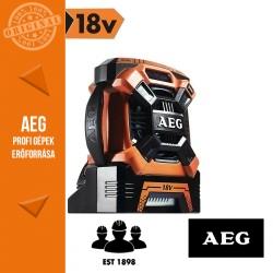AEG BR18C-0 Rádió
