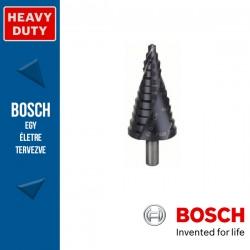 Bosch HSS-AlTiN lépcsős fúró, 12 lépcsős, 6-37 mm PG7-PG29, 10,0 mm, 93 mm